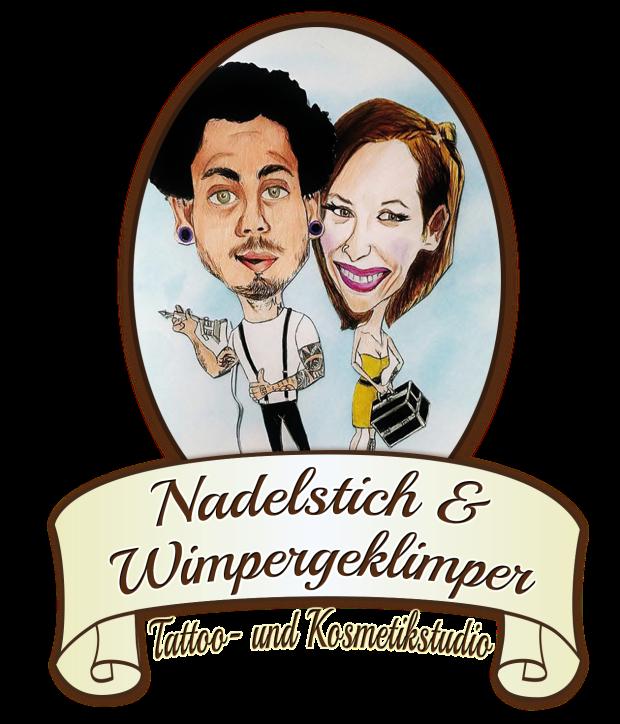 Logo Wimperngeklimper